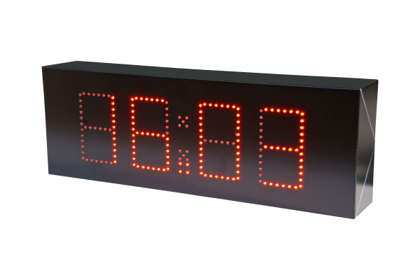 LED GPS Uhr/ Temperatur/ Datum Anzeige, 9cm