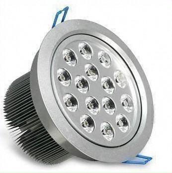 15*1W LED Einbaustrahler, Deckenausschnitt Ø118mm