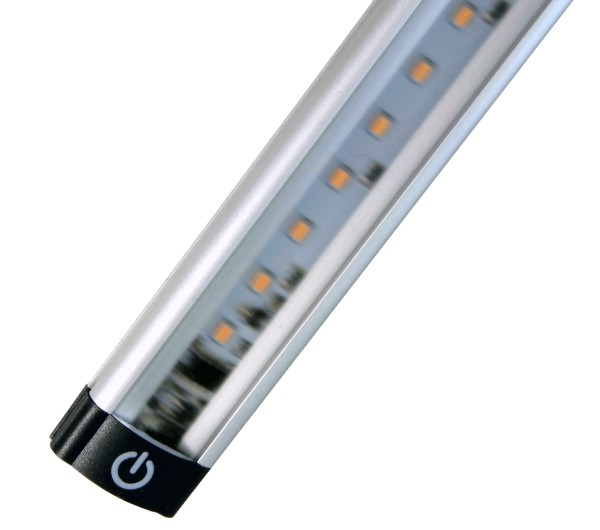 LED Unterschrankleuchte, Typ A, Sensor Schalter, 30/80cm