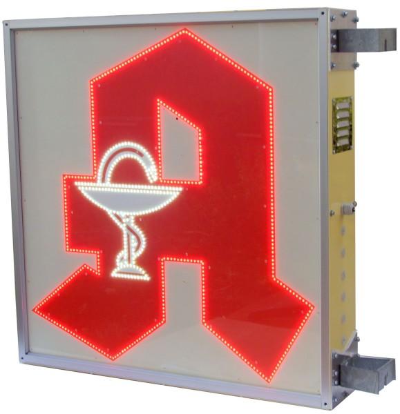 LED Leuchtkasten Typ 1 -einzelne LEDs-