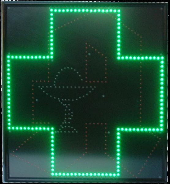 LED Apothekenzeichen + Apothekenkreuz fürs Schaufenster