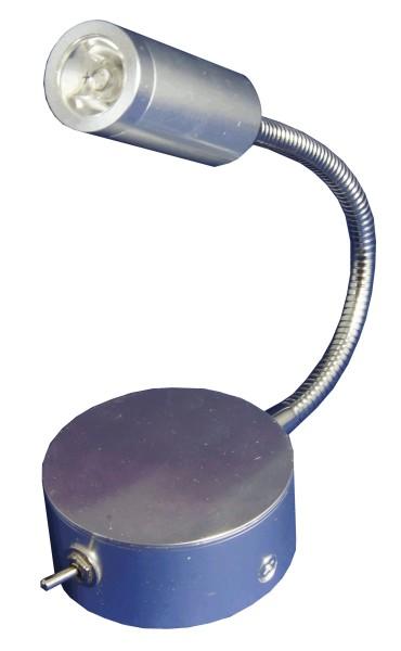 LED Leseleuchte mit Schwanenhals
