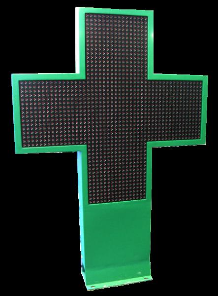 Display Apothekenkreuz LED 80cm
